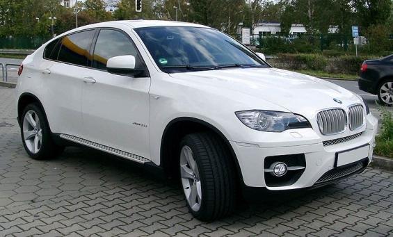 Brand new bmw x4 white