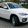 BRAND NEW BMW X6 WHITE