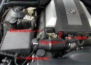 Mercury monterey alternator
