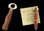 Handmade  Wood  Pens