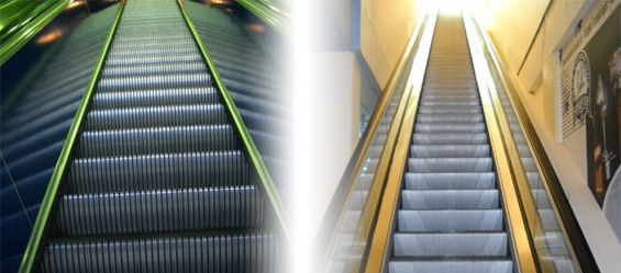 Escalator step cleaning usa - westcoast