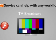 Get youtube, flash and video captioning services