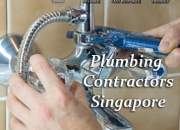 Searching for plumbing contractors in singapore