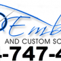 Embroidery scrubs, Florida Screen Printing