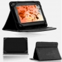 cheap sale $4.99 Fashion Black Protective PU Leather Folio Case Cover for 7 inch Table PC