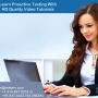 Exceptional Proactive Testing Online Course