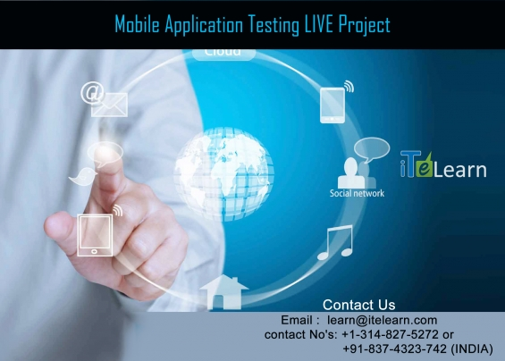 Mobile apps testing course online training