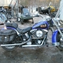 1999 Harley Davidson Heritage Softail Classic FLSTC - $5500 (palmyra)