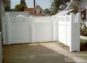 Villa Park Vinyl Fencing
