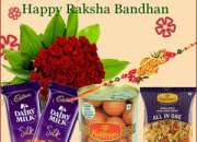 Bring moments of Joy on Raksha Bandhan with gifts
