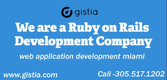 Gistia labs helps high-tech companies turn project roadmaps into successful software products