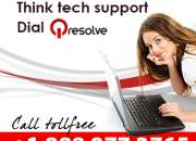 Dial Qresolve Toll-Free @ +1-888-977-3765 And Avail One-Stop PC Solutions
