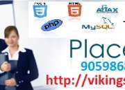 Php training with placements in vijayawada