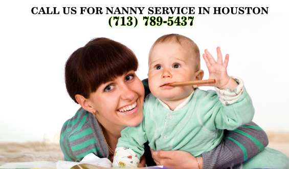 Nanny agencies houston
