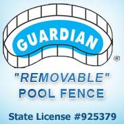 San luis obispo child safe removable pool fencing