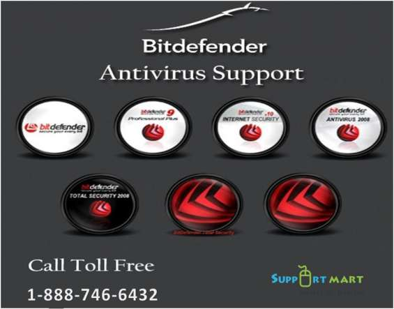 Call @ 1-888-753-5164 for endless bitdefender customer support service