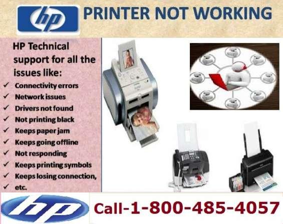 Hp printer technical help 1-800-485-4057