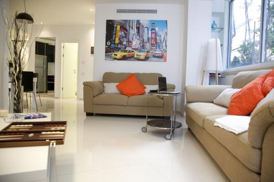 Lavish apartment rentals for your stay in tel aviv