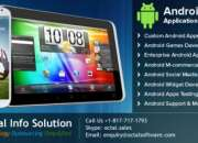 Hire android developers to build custom android apps @ octal info solution