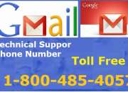 Gmail technical support number 1-800-485-4057