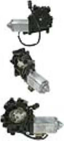 Window motor part replacement