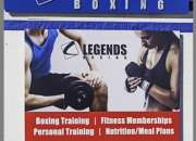 Best boxing gym utah – legends boxing
