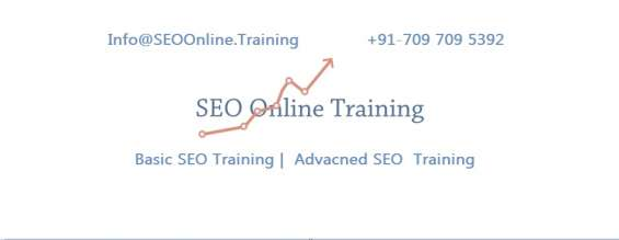 Seo corporate online training and seo services agency