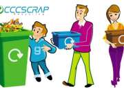 Industrial scrap recycling services in usa