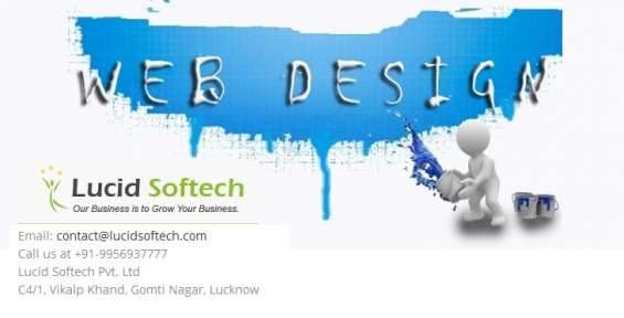 Lucid offer web development at affordable & unmatched prices