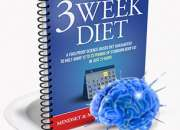 Weight loss diets   the 3 week diet