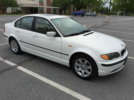 2002 bmw 330xi excellent condition