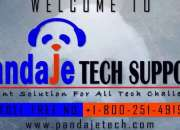 Troubleshoot common technical problem with pandaje technical support