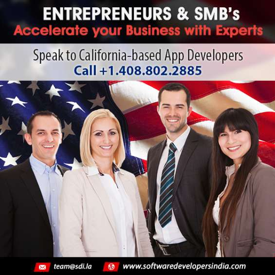 Hire dedicated developers at low pricing - california & canada team@sdi.la