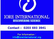 Iore provides high quality research to human society through our best services