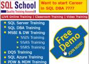 Excellent project oriented online training on sql server 2012 dba