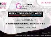 iMOBDEV announces its huge participation at Gitex 2015 Dubai Event