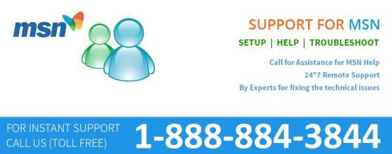 Msn technical support 1-888-884-3844 msn tech support number