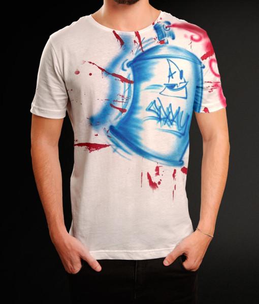 Spray t-shirt for men