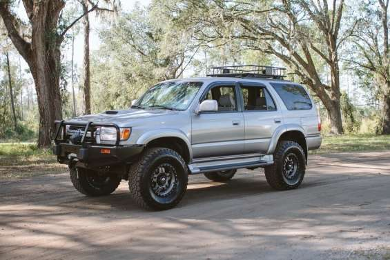 Save. Save. Prev Next. 2002 Toyota 4runner 4x4 Sport Sr5 Expedition Build  Beautiful