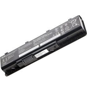 Replacement laptop battery for asus a32-n55
