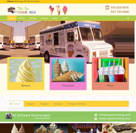 Pictures of Web design - affordable, professional, personal, all devices easy payment option 2