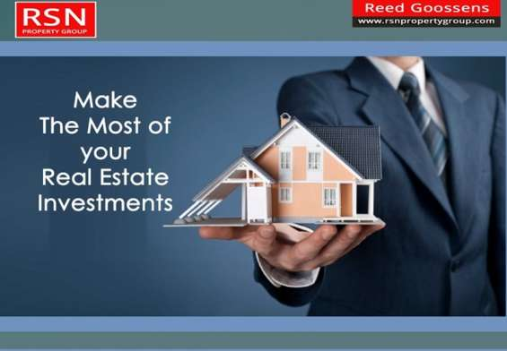 Real estate investment opportunities with rsn property group