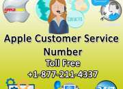 Dial toll-free (1-877-211-4337) to attain apple support