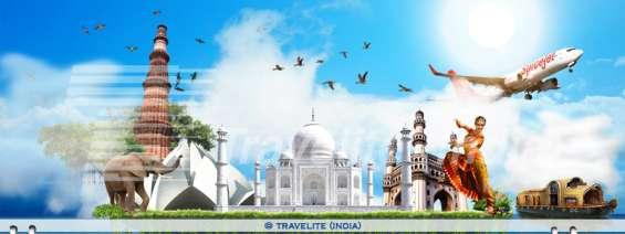 Golden triangle delhi agra jaipur tour with travelite india