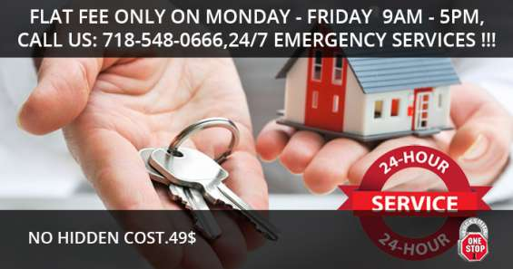 Hire proficient and experienced residential locksmiths in bronx