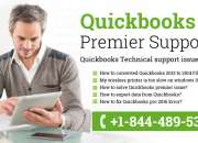 Quickbooks premier support number +1-844-489-5333