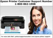 Get reliable epson printer support (1-800-862-1908) for usa