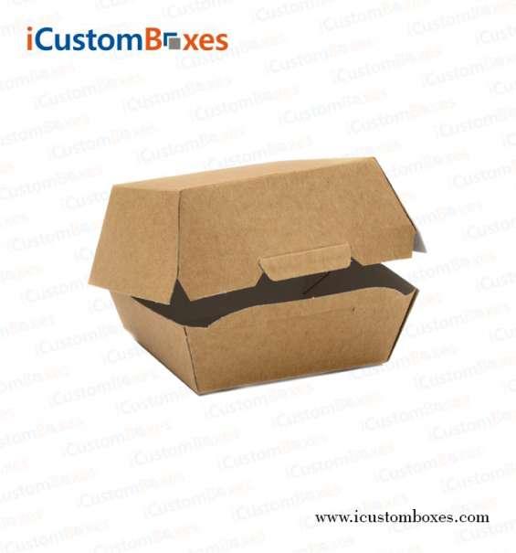 Unique printed burger boxes canada