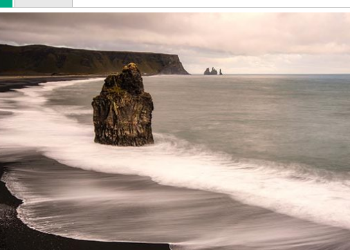 Main attractions in iceland