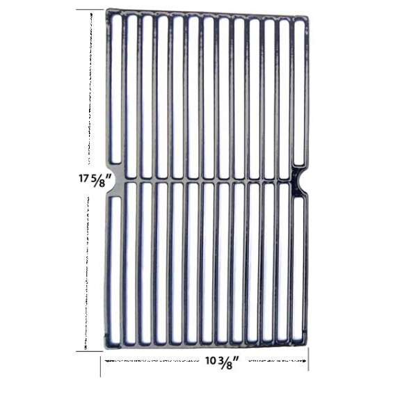 Shop porcelain cast iron grates for backyard classic gas grill models